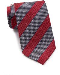 Thomas Pink - Sandby Silk Stripe Tie - Lyst