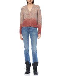 360cashmere Jane Crew Neck Sweater - Pink