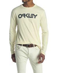 Oakley Marc Ii Long Sleeve T-shirt - Multicolor