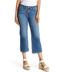 Sanctuary - Robbie 5-pocket Fashion Crop Denim Jeans - Lyst