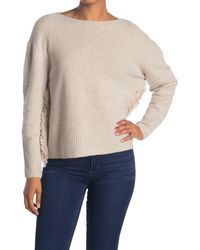 Line Taylor Sweater - Natural