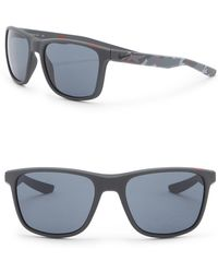 Nike - Men's Unrest 57mm Square Sunglasses - Lyst