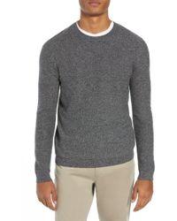 Theory - Medin Crewneck Cashmere Sweater - Lyst