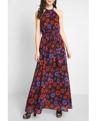 ModCloth Illuminated Elegance Dress - Multicolor