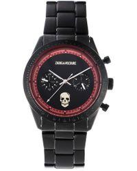 Zadig & Voltaire - Unisex Master Bracelet Watch - Lyst