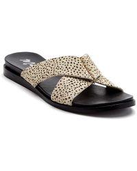 Matisse Wise Slide Sandal - Black