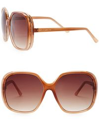 Vince Camuto - Women's Glam 60mm Oversized Sunglasses - Lyst