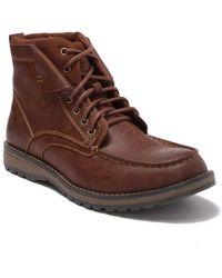 Eastland Derek Moc Boot - Brown