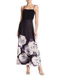 RACHEL Rachel Roy - Floral Maxi Skirt - Lyst