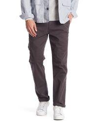 Weatherproof Solid Utility Pants - Grey