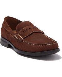 Johnston & Murphy Chadwell Penny Loafer - Brown