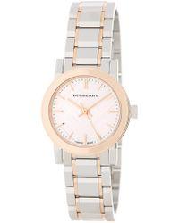 Burberry - Women's City Bracelet Watch - Lyst