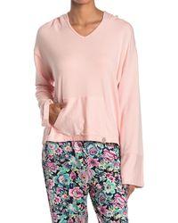 Vera Bradley Haven Pullover Lounge Hoodie - Pink