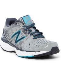 New Balance | 680v4 Running Shoe - Wide Width Available | Lyst