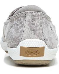 Dr. Scholls Jot It Down Snakeskin Print Slip-on Sneaker - Grey