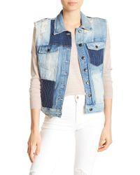 Joe's Jeans - Sofia Oversized Vest - Lyst