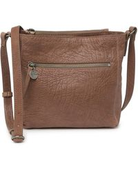 Lucky Brand Eddo Crossbody Bag In Mdbrown 01 At Nordstrom Rack