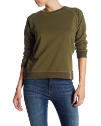 Etienne Marcel Embroidered Sweater - Green