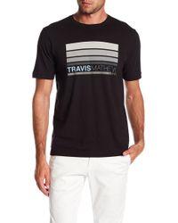 Travis Mathew - Lauber Logo Crew Neck Tee - Lyst