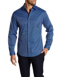 Vince Camuto - Sport Trim Fit Shirt - Lyst