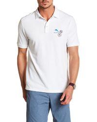 Tommy Bahama - Logo Palms Polo - Lyst