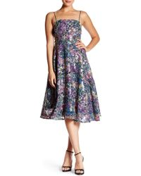 Tracy Reese Sequined Bateau Dress - Multicolor