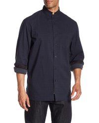 Rag & Bone - Formation Stitch Regular Fit Shirt - Lyst
