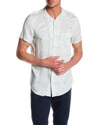 Sovereign Code Mens Ky Woven Shirt White