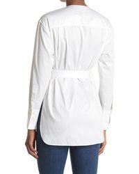 La Ligne Stephanie Shirt - White