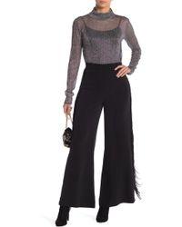 Gracia - Side Tasseled Pants - Lyst