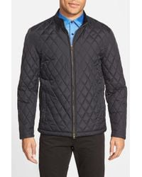 Vince Camuto - Quilted Moto Jacket - Lyst