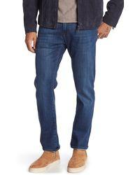 "Mavi Jake Slim Leg Jeans - 30-34"" Inseam - Blue"