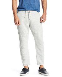 Scotch & Soda - Lot 22 Buttoned Sweatpants - Lyst