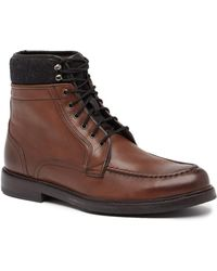 Ted Baker - Hickut Combat Boots - Lyst