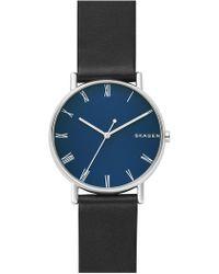 Skagen - Men's Signature Quartz Watch, 40mm - Lyst