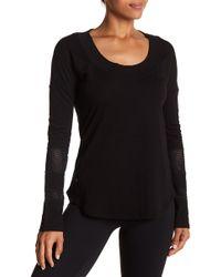 Nux Jake Long Sleeve Pullover - Black