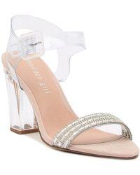 Madden Girl - Trena Ankle Strap Heeled Sandal - Lyst