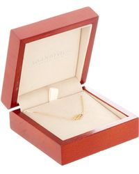 Argento Vivo - Gold Plated Sterling Silver Hamsa Pendant - Lyst