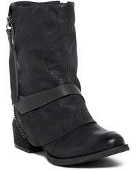 Naughty Monkey - Shelley Leather Boot - Lyst