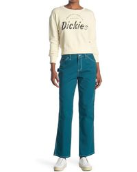 Dickies Relaxed Fit Carpenter Pants - Blue