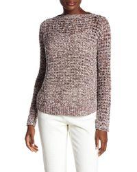 Inhabit | Waffle Knit Sweater | Lyst