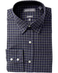 Michael Bastian - Trim Fit Check Dress Shirt - Lyst