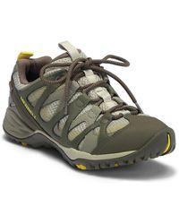 Merrell - Women ́s Siren Hex Q2 Waterproof Light Hiking Shoes - Lyst