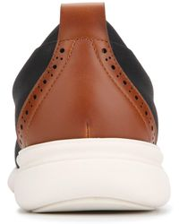 Kenneth Cole Reaction Nio Lace-up Mesh Sneaker - Black