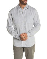 Faherty Brand - Bellmar Reversible Regular Fit Shirt - Lyst