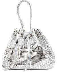 Deux Lux - Aquarius Drawstring Bucket Bag - Lyst