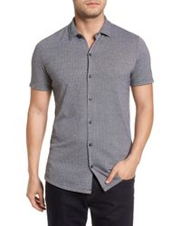 Robert Barakett - Johnson Sport Shirt - Lyst