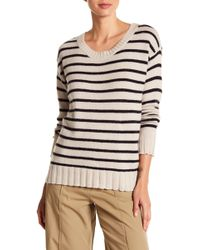 A.L.C. - Rowan Striped Sweater - Lyst