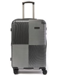 "Kenneth Cole Reaction - Lexington Ave 8-wheel 24"" Spinner Suitcase - Lyst"