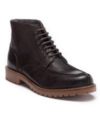 Gordon Rush - Hewitt Apron Toe Lace-up Boot - Lyst